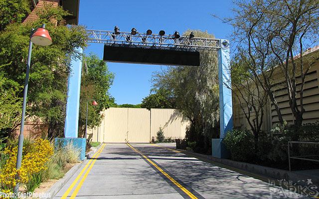 Alternate Entrance Dca Expansion
