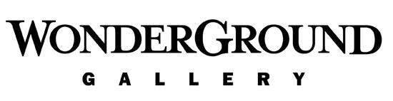 Wonderground Gallery Downtown Disney Logo