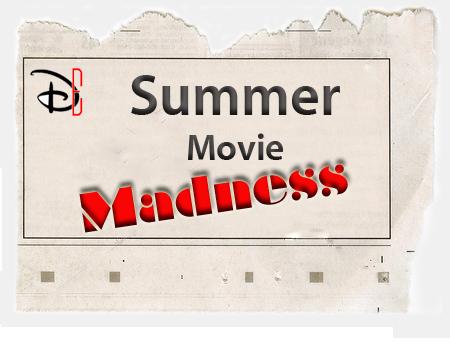 Disneyexaminer Summer Movie Madness Logo