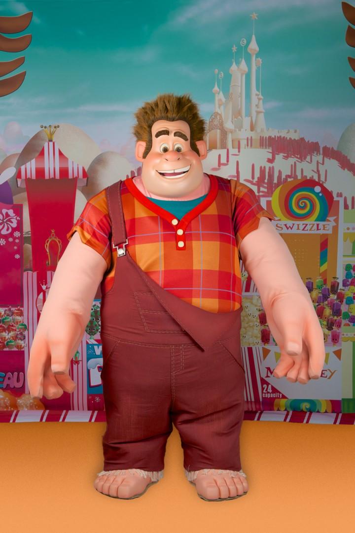 Wreck It Ralph Starcade Disneyland
