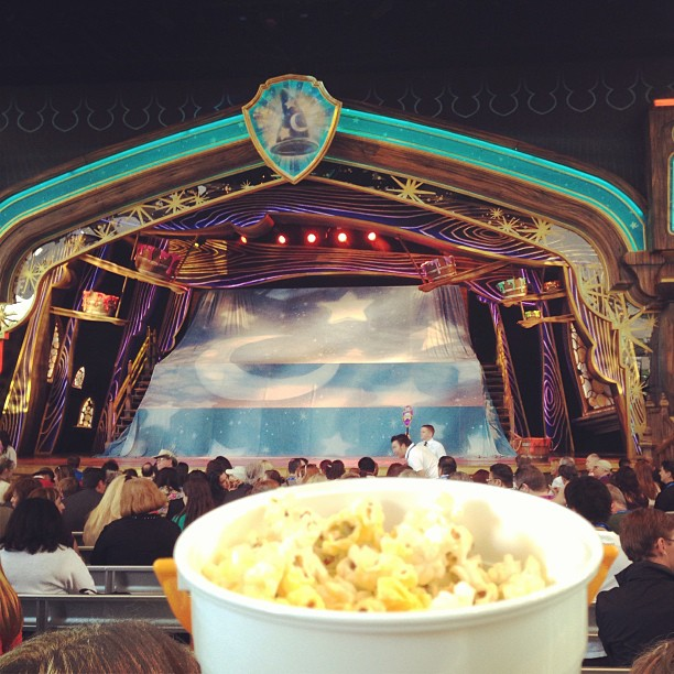 Mickey And The Magical Map Popcorn World Premiere