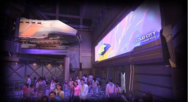 Star Tours The Adventure Continues Hong Kong Disneyland