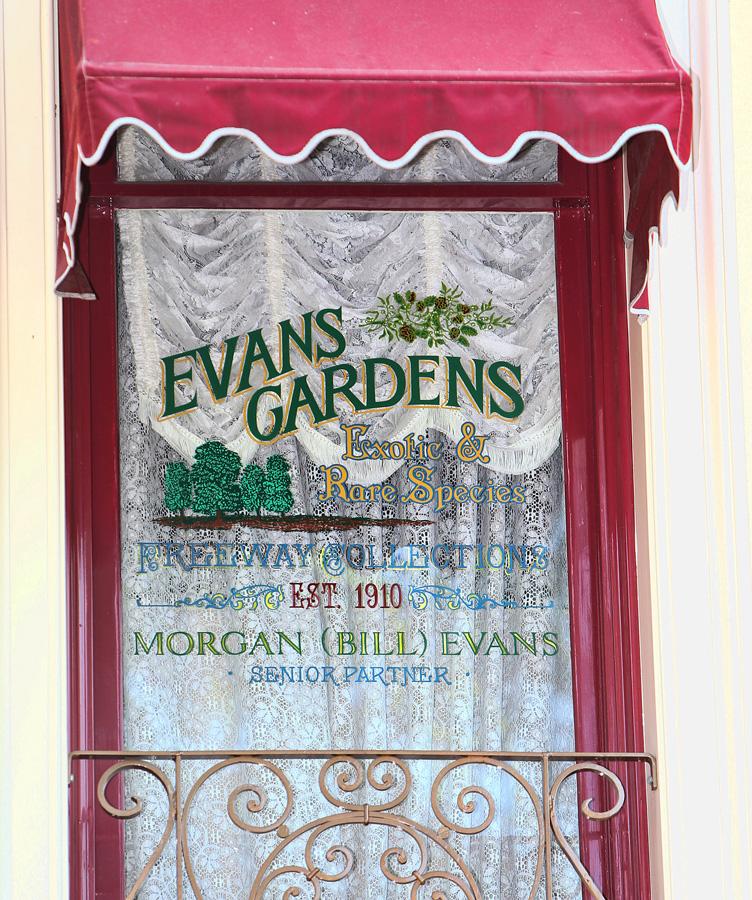 """Morgan """"Bill"""" Evans"""