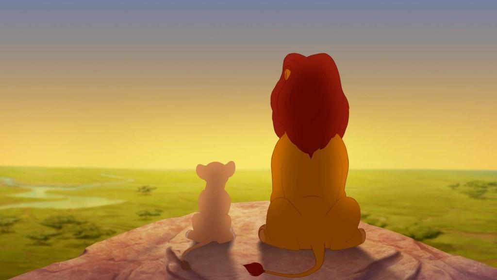 Kiara and Simba