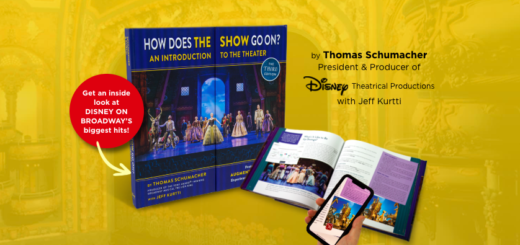 How Does the Show Go On The Frozen Edition: An Introduction to the Theater (A Disney Theatrical Souvenir Book) Thomas Schumacher Jeff Kurtti