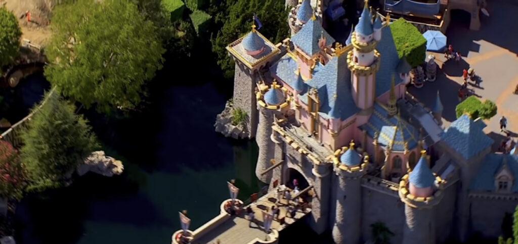 Behind The Attraction Disneyland
